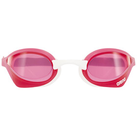 arena Cobra Ultra Goggles pink-pink-white